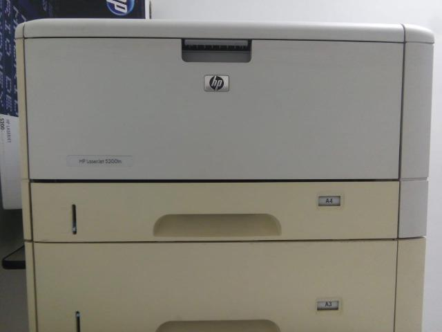 Impressora HP LaserJet 5200tn