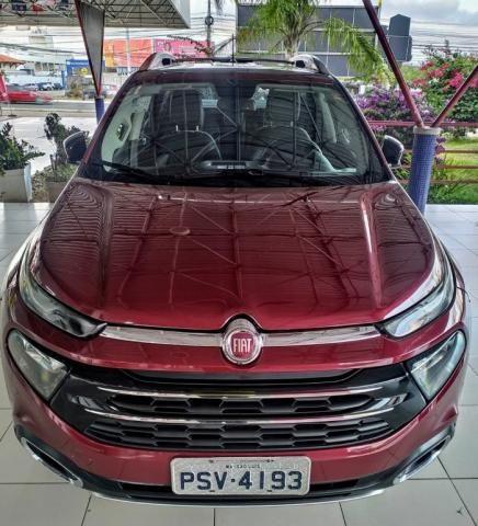 Fiat toro 2017 2.0 16v turbo diesel volcano 4x4 automÁtico - Foto 3