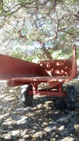 Vendo carroça casambão, p trabalho pesado - Foto 6