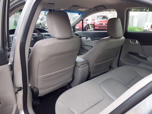 Honda Civic LXR 2.0 (Aut) - Foto 8