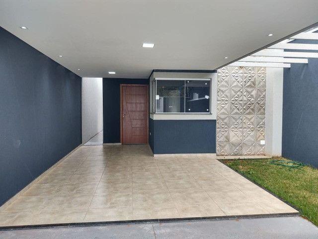 Linda Casa Vila Nasser com 3 quartos