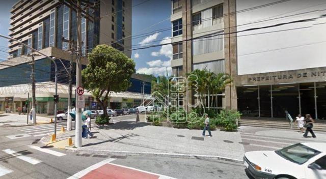 Sala para alugar, 22 m² por R$ 1.000,00/mês - Centro - Niterói/RJ - Foto 10