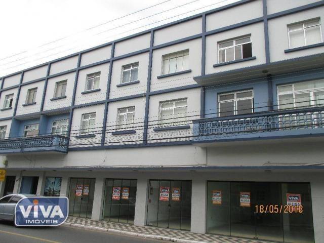 Sala comercial para locação, Centro, Itajaí - SA0334. - Foto 2