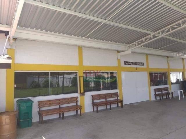 Rancho com 1 dormitório para alugar por R$ 3.800,00/mês - Granjas Rurais Reunidas São Juda - Foto 9