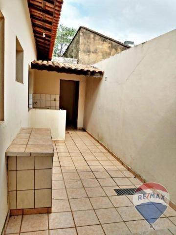 Casa 02 dormitórios, locação- Centro - Cosmópolis/SP - Foto 16