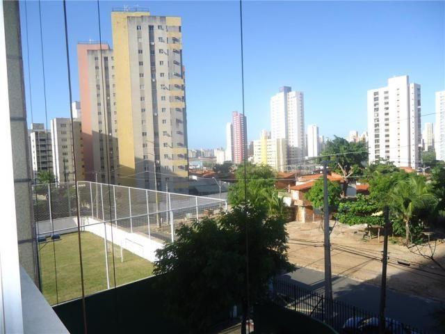 Apartamento com 3 dormitórios à venda, 130 m² por R$ 390.000,00 - Aldeota - Fortaleza/CE - Foto 6