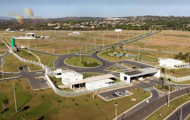 Florais do Valle - Terreno à venda, 565 m² por R$ 330. - Condomínio Florais Cuiabá Residen