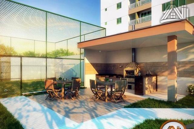 Apartamento no Benfica, Aquarela condomínio club