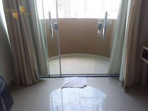 Apartamento com 3 dormitórios à venda, 190 m² por R$ 250.000 - Jardim Aclimação - Cuiabá/M - Foto 4