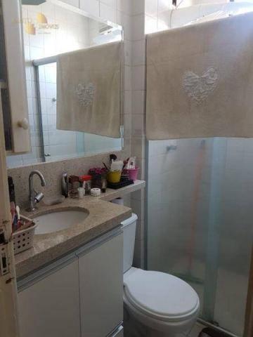 Apartamento com 2 dormitórios à venda, 68 m² por R$ 250. - Verdão - Cuiabá/MT - Foto 3