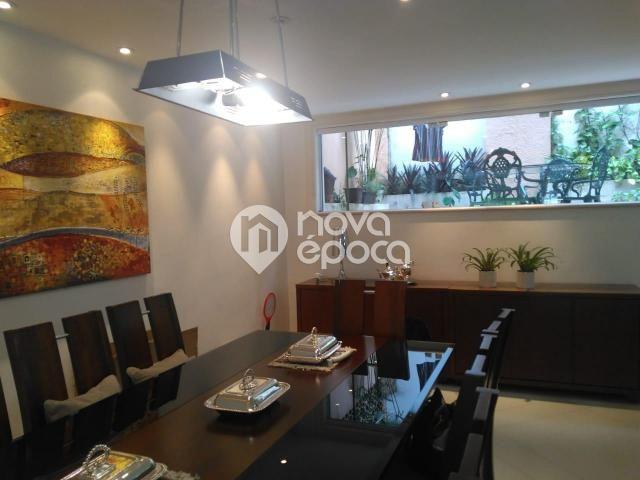 Casa à venda com 3 dormitórios em Cosme velho, Rio de janeiro cod:BO3CS42034 - Foto 3