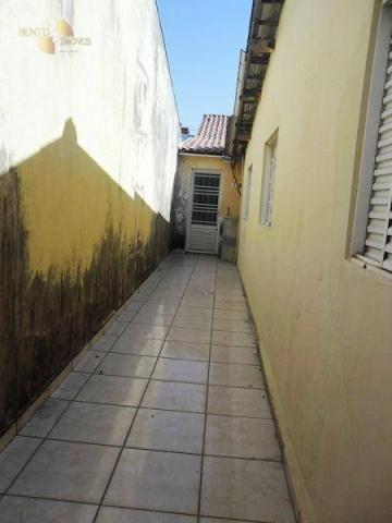 Casa com 3 dormitórios à venda, 160 m² por R$ 160.000,00 - Cohab Cristo Rei - Várzea Grand - Foto 8