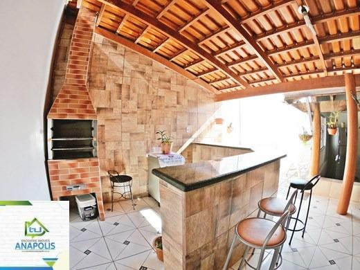 Casa no Parque Brasilia, 3 quartos sendo 1 suíte com área gourmet / 360 m² - Foto 17