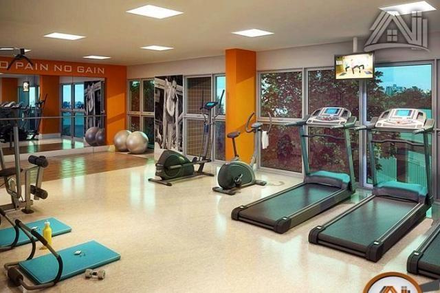 Apartamento no Benfica, Aquarela condomínio club - Foto 4