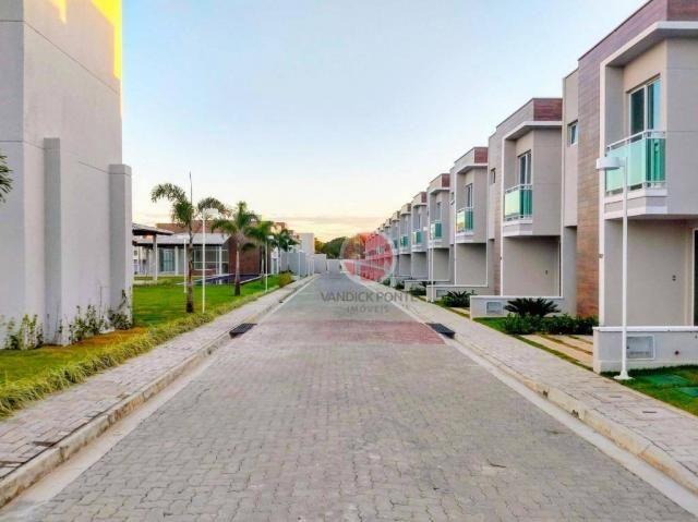 Casa à venda, 95 m² por R$ 350.000,00 - Eusébio - Eusébio/CE - Foto 5