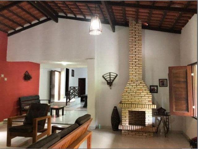 Casa em Guaramiranga para vender, 6 quartos, 6 vagas de garagem mobiliada - Foto 9