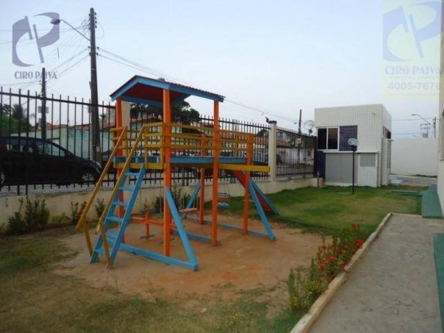 Apartamento à venda, 49 m² por R$ 150.000,00 - Messejana - Fortaleza/CE - Foto 4