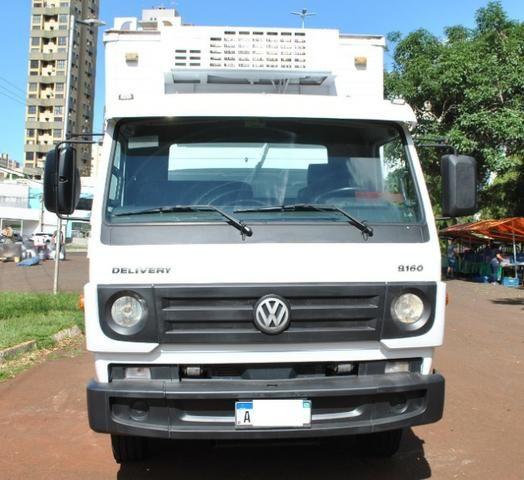 VW 9.160 Baú Refrigerado