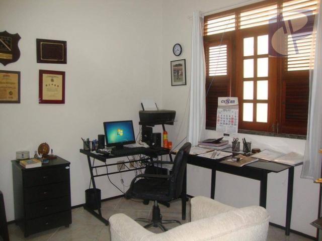 Casa residencial à venda, Edson Queiroz, Fortaleza - CA2542. - Foto 11