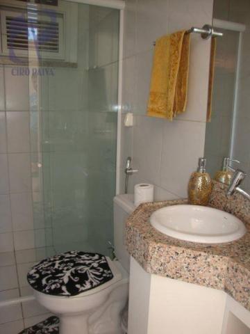 Casa à venda, 392 m² por R$ 960.000,00 - Engenheiro Luciano Cavalcante - Fortaleza/CE - Foto 12