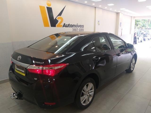 Toyota Corolla Gli flex automático 2014/2015 - Foto 7