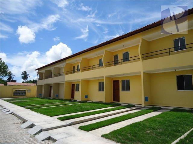 Casa residencial à venda, Guaribas, Eusébio - CA0050.