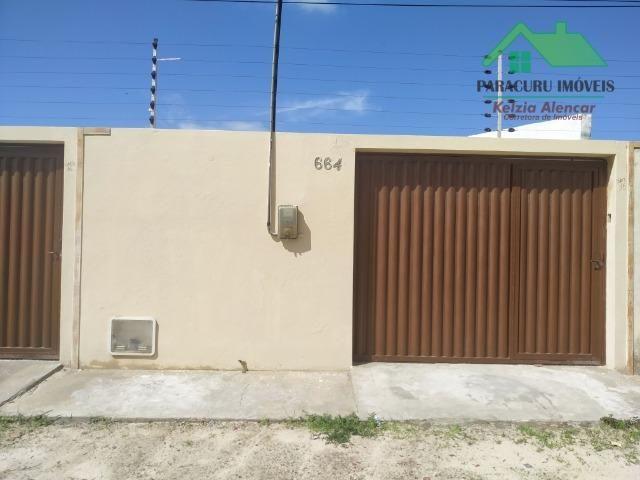 Oportunidade! Casa nova em Paracuru no bairro Alagadiço
