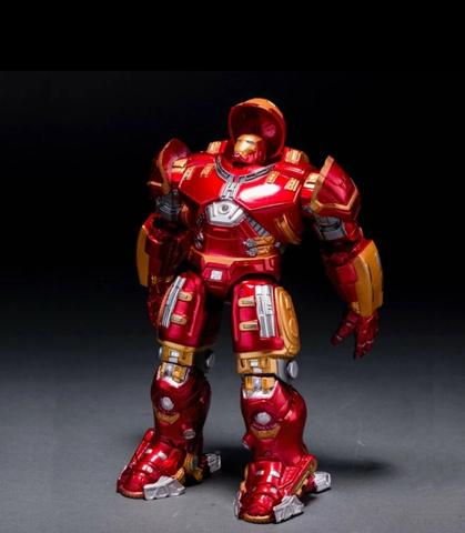 Homem de Ferro com Armadura Anti Hulk - Foto 4