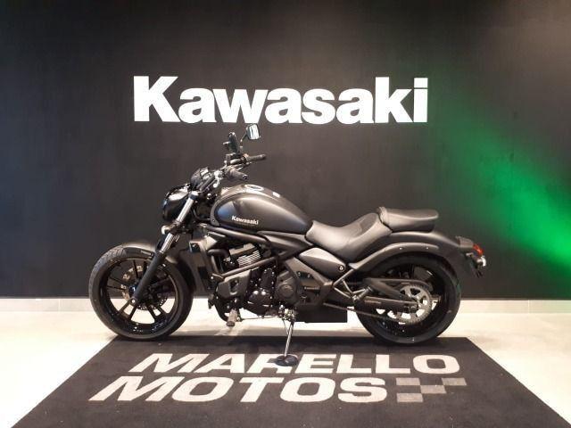 Kawasaki Vulcan S 650 ABS 0km 2020 - 2 Anos de Garantia! - Foto 5