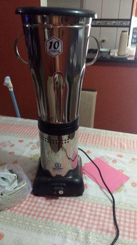 Liquidificador industrial 10 litros  - Foto 2