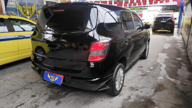Spin lt 1.8 ex taxi, completa+gnv+ lindo + aprovação imediata, s/compr renda - Foto 6
