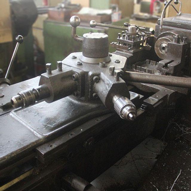 Torno Mecânico Revolver Imor/Romi R400 II 1977 ? ML79 Usado - Foto 2