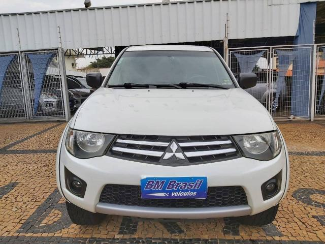 L200 TRITON 2014/2015 2.4 HLS 4X2 CD 16V FLEX 4P MANUAL - Foto 2