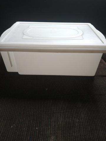 Caixa Plástica Organizadora Resistente - Foto 5