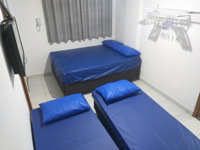 Apartamentos mobiliados NOVO bem localizado no Centro e no Santa Marta - Foto 15