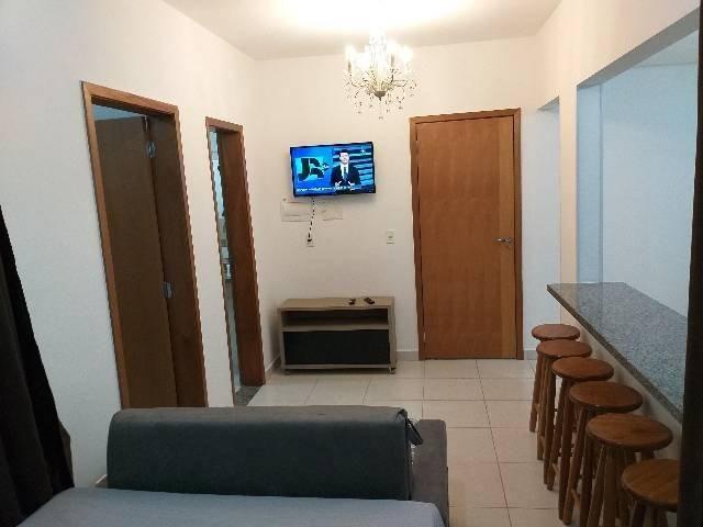 Apartamentos mobiliados NOVO bem localizado no Centro e no Santa Marta - Foto 4