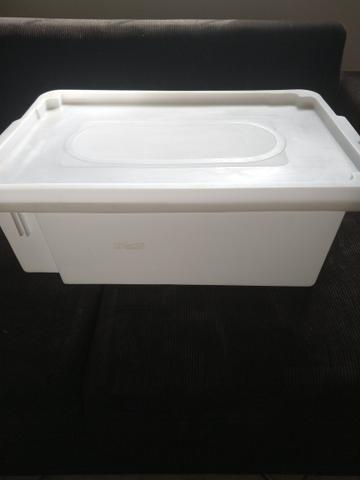 Caixa Plástica Organizadora Resistente - Foto 3
