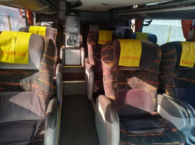 Ônibus 1800 DD G7 Volvo Parcelado   - Foto 10