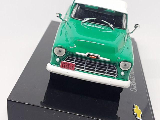 Miniatura Chevrolet Marta rocha 1956 - Foto 6