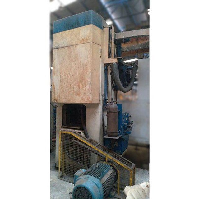 Torno vertical CNC Siemens morando 1 m de volteio - VN25 Usado - Foto 2