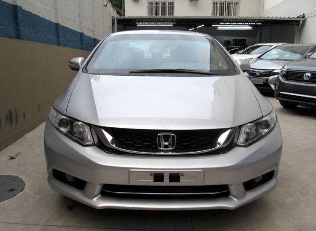 Honda Civic Lxr Automático Blindado - Foto 2
