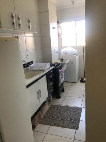 Apartamento à venda com 2 dormitórios em Vila pinheiro, Pirassununga cod:10131813 - Foto 3