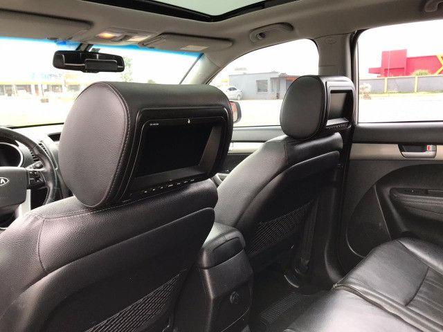 Kia Sorento EX2 4x4 V6 278cv 2012 top de linha - Foto 2