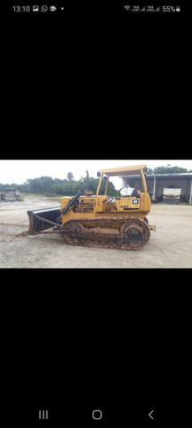 Trator CAT D4-D 1989