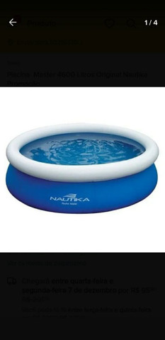 Piscina Nautika 4.600 litros