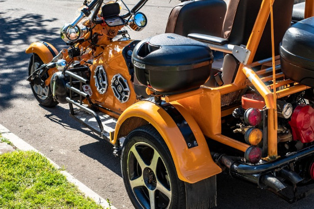 Triciclo AP 1.8 - Foto 16
