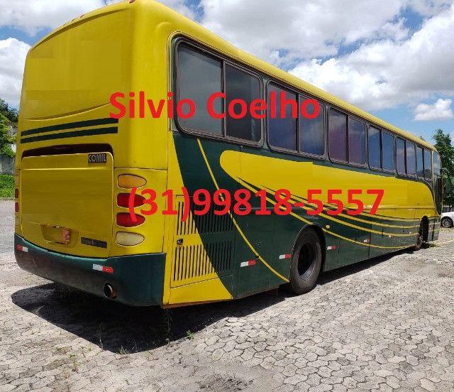 Ônibus Comil Campione 2004 Top - Silvio Coelho - Foto 3
