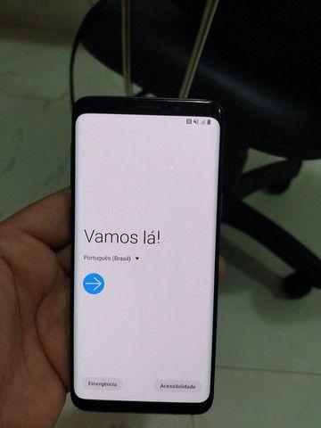 Galaxy S9 - sem trincado na tela - Foto 2