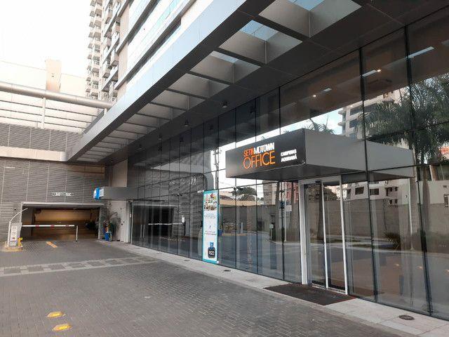 Sala Comercial - Edificio Midtown - Aquidabã