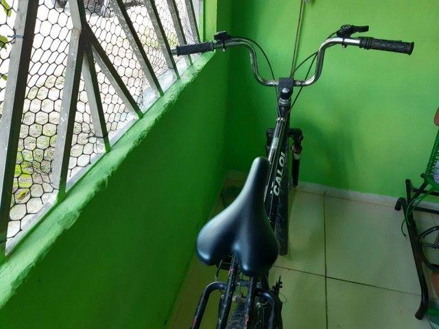 Bike Aro 26 aluminio - Foto 2